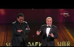 مهرجان القاهرة السينمائي - شريف منير يغلط فى إسم ماجد الكدواني وقال ماجد المصري