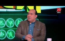 أحمد عادل عبد المنعم: لايشترط ان يضم منتخب مصر حارس مرمى من الأهلي أوالزمالك فقط
