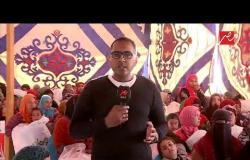 علشان نحمي أهالينا من برد الشتاء.. حملة(مصر الدفيانة) تواصل توزيع بطاطين وملابس الشتاء