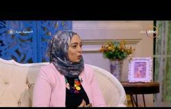 السفيرة عزيزة - د/ رضوى زايد - تتحدث سر نجاحها في حياتها ودور المرأة في مجال الصحافة