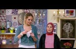 """السفيرة عزيزة - تمارين منزلية لـ """" شد البطن """" من كابتن / مصطفى أكشن"""