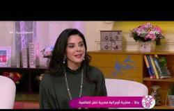 السفيرة عزيزة - جالا الحديدي : اهم حاجة عندي اني ابسط الناس اللي بيسمعني