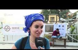 8 الصبح - مبادرة ( Vert Nile ) لتنظيف النيل في اليوم العالمي للتطوع