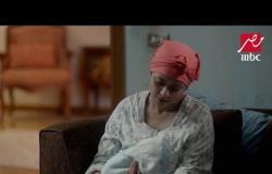 لحظة مع ابنك تسوى كنوز الدنيا.. كريمة تتحدث مع طفلها وهو في حضنها.mp4