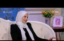السفيرة عزيزة - صفوة عبد العزيز : اكتشفت إن عندى موضوع إنى بحب Share للعلم اللي عندي