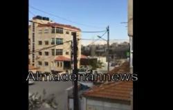 فيديو : بائع خضار أردني متجول يعرض بضاعته باللغة الفصحى