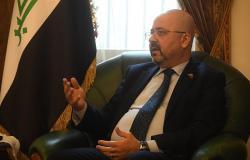 سفيرا العراق وروسيا يلتقيان في موسكو ويؤكدان المضي نحو تطوير العلاقات