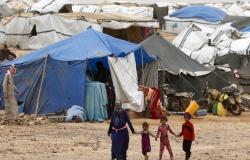 """الأمم المتحدة تعرب عن قلقها من """"الأوضاع القاسية"""" في مخيم الركبان للاجئين السوريين"""