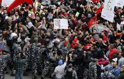 الحزب الشيوعي يحشد مناصريه لتظاهرة الأحد في بيروت