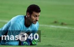 مدرب الأهلي يرفض الإطاحة بالشناوي من تشكيل الفريق