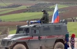 دوريات مشتركة لروسيا ووحدات كردية في محيط منبج