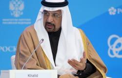 خالد الفالح: الرياض تخطط لاستثمارات ضخمة في صناعة البتروكيماويات في روسيا