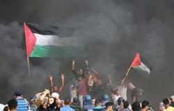 إصابة 43 فلسطينيا برصاص وغاز الجيش الإسرائيلي في غزة