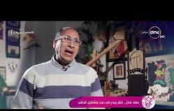 """السفيرة عزيزة - تقرير عن """" عماد عادل .. فنان يبدع في نحت وتشكيل الخشب """""""