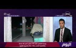 اليوم - وزارة التضامن تنقذ 278 مشردا في 48 ساعة والقاهرة تتصدر بـ140 حالة والجيزة الثانية