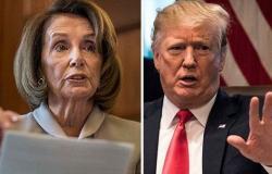 رئيسة النواب الأمريكي ترفض خطة ترامب لإنهاء الإغلاق الحكومي