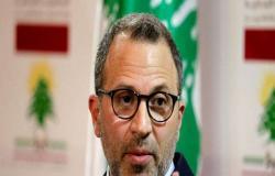 وزير الخارجية اللبناني يدعو لعودة سوريا إلى الجامعة العربية