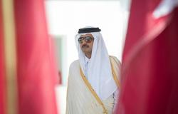 أمير قطر يصل بيروت للمشاركة في القمة العربية الاقتصادية
