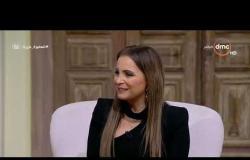 السفيرة عزيزة - تانيا قسيس : الحلو بفيروز غير صوتها هو اغانيها وكلمات اغانيها