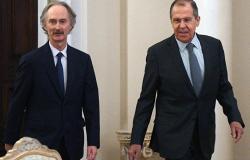 المبعوث الأممي إلى سوريا يعرب عن ثقته بدور روسيا والأمم المتحدة في حل النزاع السوري