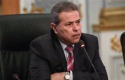 عكاشة يعلن قبول استقالته من التليفزيون المصري