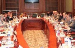 صور .. وفد كوريا الجنوبية البرلمانى يعد بزيادة الاستثمارات بمصر
