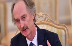 بيدرسون من موسكو: يجب تحقيق شروط عودة لاجئي سوريا