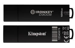 شركة كينغستون تطلق أحدث إصدار من سلسلة الذواكر المشفرة IronKey D300