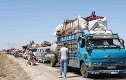 عودة أكثر من ألف لاجئ سوري إلى الوطن خلال 24 الساعة الماضية