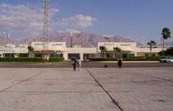 اجهزة مراقبة اشعاعية بمطار العقبة