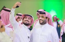 تركي آل الشيخ يحصل على لقب أفضل شاعر خليجي