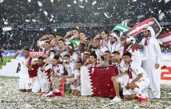 بعد الفوز التاريخي بكأس آسيا 2019... قطر تصدر طابعا بريديا خاصا بالمنتخب