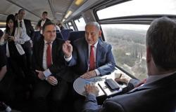 السلطة الفلسطينية ترفض عرضا اسرائيليا ببناء سكة حديد مع الاردن ودول عربية