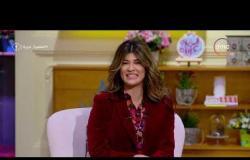 السفيرة عزيزة - لقاء مع...مصممة الأزياء ( نجوى زهران )