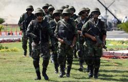 """مصر... مقتل 16 """"إرهابيا"""" في تبادل إطلاق نار مع قوات الأمن في العريش"""