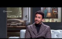 صاحبة السعادة - محمود تريزيجيه يتحدث لأول مرة عن يوم فرحه وأصحابه في مسرح مصر