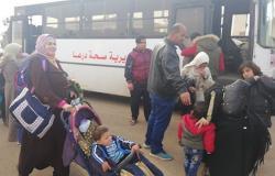 13 ألف مواطن سوري عادوا من مخيمات اللجوء في الأردن (فيديو)