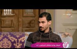"""السفيرة عزيزة - أحمد ناصر : يتتحدث عن فكرة أغنية كليب """" آية """" وكيف بدأ التصوير"""