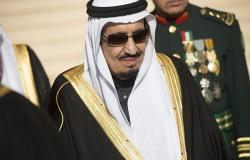 الملك سلمان يتصل برئيس الحكومة العراقية