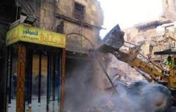 بالصور  «اليوم الجديد» ترصد كارثة هدم العنبريين
