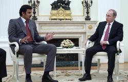 بوتين يزور قطر قريبا (فيديو)