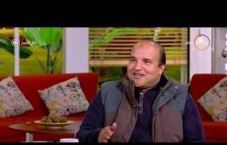"""8 الصبح - كابتن/ وليد هويدي """" كابتن هاني أبو ريدة رمز من رموز الكرة في مصر """""""