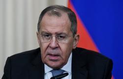 لافروف: روسيا تدعم خطط السلطات الجزائرية للاستقرار على أساس الحوار واحترام الدستور