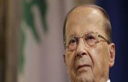 الرئيس عون: حزب الله جزء من الشعب ولا تأثير لامتداده الإقليمي