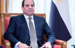 السيسي: مصر حريصة على تعزيز علاقاتها بالعراق في مختلف المجالات
