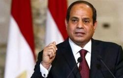 السيسي يؤكد لرئيس وزراء العراق دعم مصر لوحدة وسيادة أراضيه