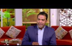 8 الصبح - لقاء مع الكابتن/ أسامة حسن لاعب الزمالك السابق حول الدوري المصري المشتعل