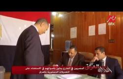 السفير علاء موسى: مشاركة متميزة من الجالية المصرية في العراق في الاستفتاء على التعديلات الدستورية