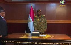 المجلس العسكري الانتقالي السوداني يقيل مسؤولين كبار