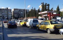 بعد تشكرها للمواطنين على صبرهم... النفط السورية ترسل صهاريج متنقلة لفك الاختناقات (فيديو)